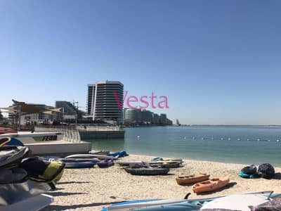 3 Bedroom Townhouse for Rent in Al Raha Beach, Abu Dhabi - Sea view