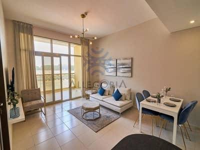شقة 1 غرفة نوم للايجار في دبي لاند، دبي - Spacious 1BR Kitchen Equipped For Rent.