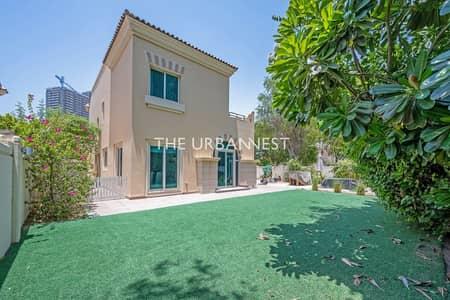 فیلا 4 غرف نوم للبيع في مدينة دبي الرياضية، دبي - Large Corner Plot   C3 Property  Park View