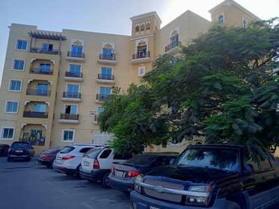فلیٹ 1 غرفة نوم للايجار في المدينة العالمية، دبي - 01