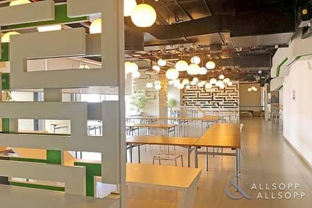 مکتب  للايجار في شارع الشيخ زايد، دبي - Full Floor   Fitted Office   Next To Metro