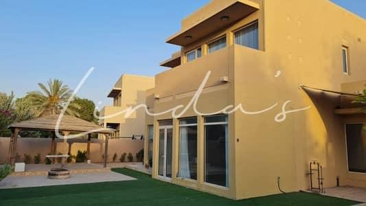 فیلا 3 غرف نوم للايجار في المرابع العربية، دبي - Vacant Extended Saheel   Appliances 3 beds  maids