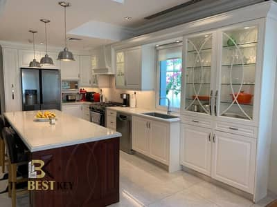3 Bedroom Villa for Rent in Jumeirah Village Circle (JVC), Dubai - Villa Upgraded   Beautiful Garden   Best Price