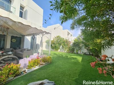 3 Bedroom Villa for Rent in Mudon, Dubai - Vastu Compliant End Unit - Available from Mid July