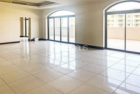 بنتهاوس 3 غرف نوم للايجار في نخلة جميرا، دبي - Upgraded before handover Mid July  |  4