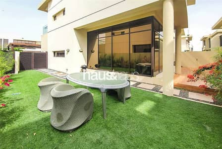 3 Bedroom Villa for Rent in DAMAC Hills (Akoya by DAMAC), Dubai - Fully Furnished   High Quality   Available Aug