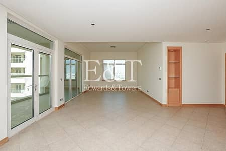 3 Bedroom Apartment for Sale in Palm Jumeirah, Dubai - Park View | 3 Bed | Type A | Vacant