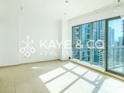 1 Bedroom Apartment for Rent in Downtown Dubai, Dubai - Spacious 1 Bedroom | High Floor | Big Balcony