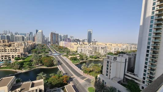 1 Bedroom Flat for Rent in The Views, Dubai - 1bedroom Apt/ Full lake &City View/ Chiller  Free/ The Views