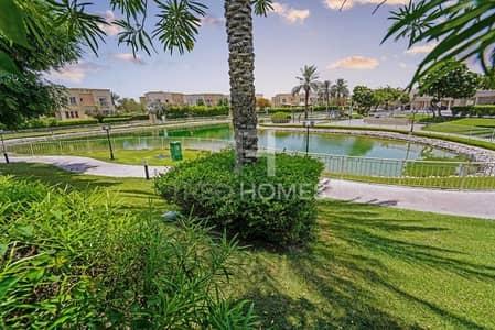 فیلا 2 غرفة نوم للايجار في الينابيع، دبي - Type 4M I Lake View I Private Pool I June