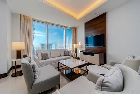 Floor for Sale in Downtown Dubai, Dubai - Mid to High Floor| Sea view | Open Plan Kitchen
