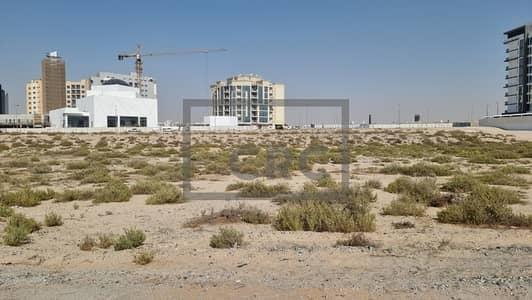 ارض تجارية  للايجار في ند الحمر، دبي - Open Land | Nad Al Hamar | Long Lease