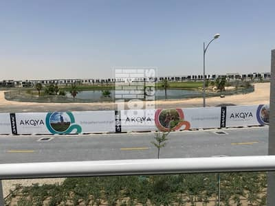 3 Bedroom Villa for Rent in Akoya Oxygen, Dubai - Corner Unit | Single Row | Facing the Lake