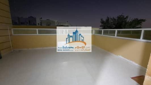 فیلا 3 غرف نوم للايجار في المويهات، عجمان - SEPARATE MULHAQ VILLA 3 BEDROOMS HALL BIGGEST TERRACE