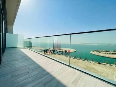 شقة 1 غرفة نوم للايجار في شاطئ الراحة، أبوظبي - Sea View   6 Payments   1 Month Free   Book Now