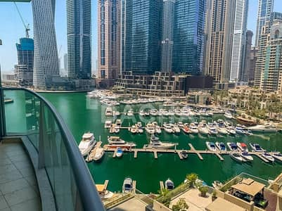 2 Bedroom Apartment for Rent in Dubai Marina, Dubai - Full Marina View / Hard To Find / Call Now