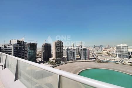 شقة 2 غرفة نوم للبيع في مدينة دبي الرياضية، دبي - Exclusive|Brand New| 2BHK Corner unit| Lake views
