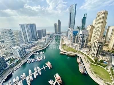 شقة 4 غرف نوم للبيع في دبي مارينا، دبي - Heaven Stay Top Floor Luxury 4BED Duplex