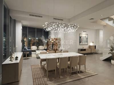 فلیٹ 4 غرف نوم للبيع في دبي مارينا، دبي - The best waterfront Marina residential building