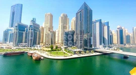 تاون هاوس 4 غرف نوم للبيع في دبي مارينا، دبي - 4 BR Townhouse in Marina from developer