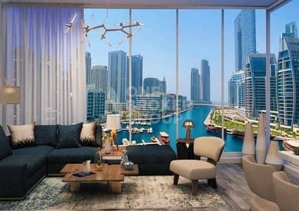 فلیٹ 3 غرف نوم للبيع في دبي مارينا، دبي - Best Payment Plan!!|Ready 2022|5 Yr payment plan