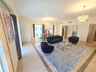 شقة فندقية 3 غرف نوم للايجار في مركز دبي المالي العالمي، دبي - Dusit Thani  No Commission  All Bills Included