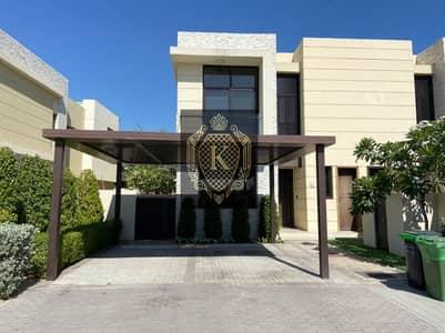 تاون هاوس 3 غرف نوم للبيع في داماك هيلز (أكويا من داماك)، دبي - Best Furnished Townhouse For Sale in Damac Hills