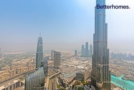 4 Bedroom Penthouse for Sale in Downtown Dubai, Dubai - Penthouse | 4 Beds + Maid's |Burj Khalifa View