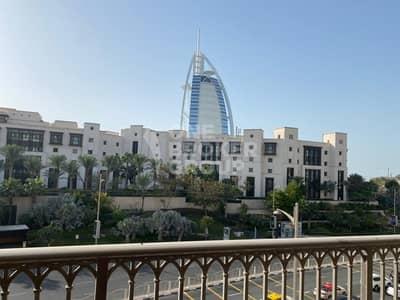 شقة 3 غرف نوم للبيع في أم سقیم، دبي - RESALE! Full Burj Al Arab view, 3+m, Ready