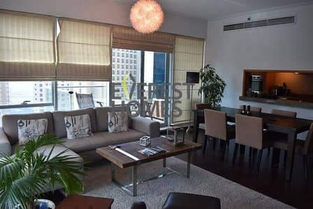 2 Bed on High Floor with Stunning Views and High End Furnishing