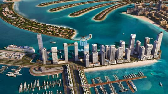1 Bedroom Flat for Sale in Dubai Harbour, Dubai - BEST RATES I TROPIC LIVING I BEACH FRONT
