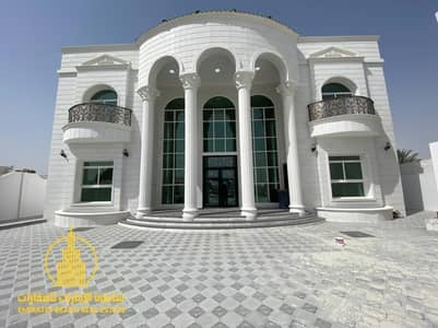 6 Bedroom Villa for Rent in Shakhbout City (Khalifa City B), Abu Dhabi - Brand New Stand Alone Villa in a Spacious Land in Shakhbout City