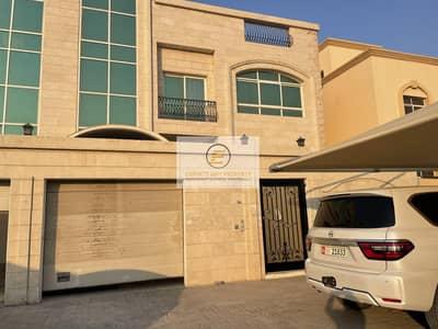 4 Bedroom Villa for Rent in Khalifa City A, Abu Dhabi - European stylish Pvt Entrance 4 BR /Pvt yard