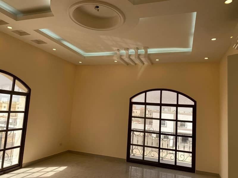 Luxury 2 Master Bedrooms And Majlis With 4 Balcony And Private Terrace Available At Al Shamkha