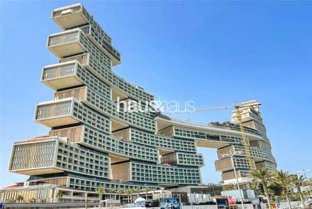 فلیٹ 2 غرفة نوم للبيع في نخلة جميرا، دبي - Duplex | 2 Car Garage | Private pool and garden