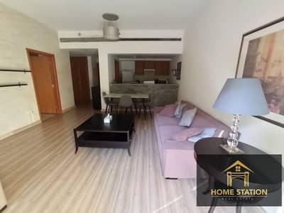 فلیٹ 1 غرفة نوم للايجار في الروضة، دبي - CHILLER FREE |LOW FLOOR| FULLY FURNISHED |BRIGHT & SPACIOUS