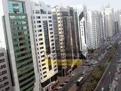Affordable 2bhk Only For Aed 70k Is Available For Rent. Located In Tower On Khalifa Street