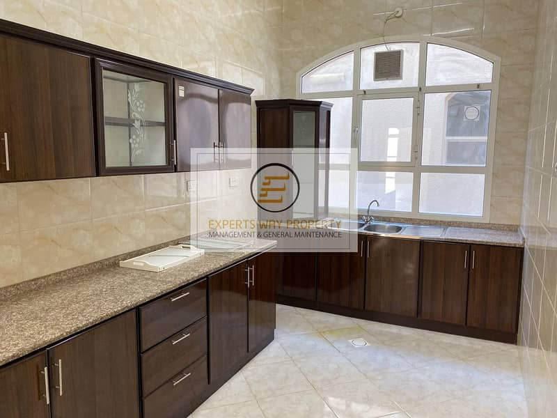 2 Excellent finishing 2 bedrooms hall available for rent in khalifa B