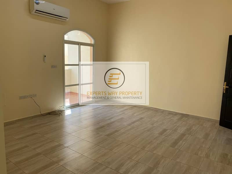 Excellent finishing 2 bedrooms hall available for rent in khalifa B