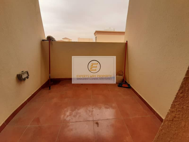 16 Excellent finishing 2 bedrooms hall available for rent in khalifa B
