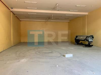 Warehouse for Rent in Ajman Industrial, Ajman - Spacious Warehouse in Prime Loaction Darmix Rounabout Ajman Industrial 1