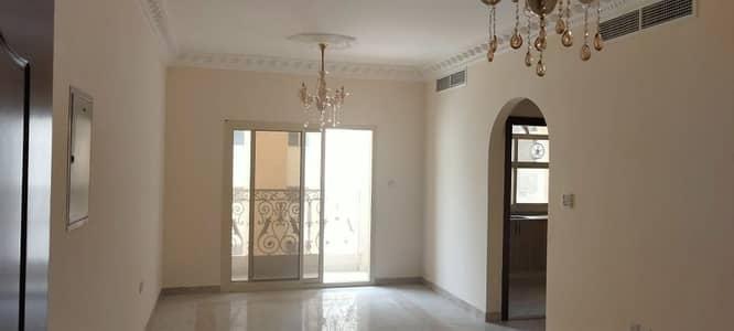 فلیٹ 1 غرفة نوم للايجار في الحميدية، عجمان - صالة فاخرة بغرفة نوم واحدة للإيجار في عجمان الحميدية