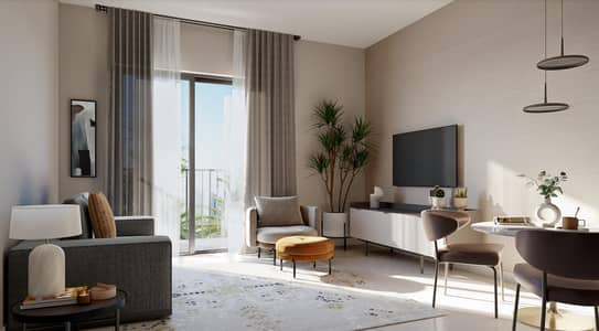 1 Bedroom Apartment for Sale in Al Khan, Sharjah - Invest in a sea view apartment