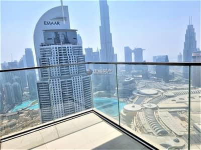 3 Bedroom Apartment for Rent in Downtown Dubai, Dubai - Best price| BLVD Point | 3BR + Maid |Burj  Khalifa & fountain view