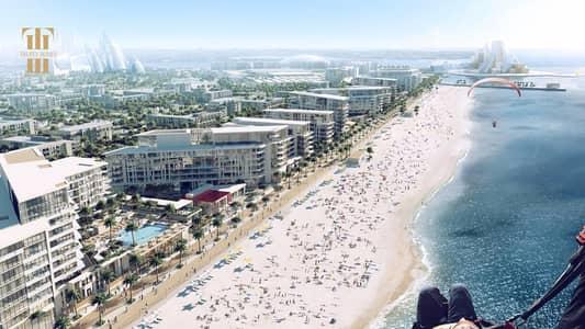 تاون هاوس 3 غرف نوم للبيع في جزيرة السعديات، أبوظبي - حصري على شاطئ البحر  l أفضل تاون هاوس في جزيرة السعديات