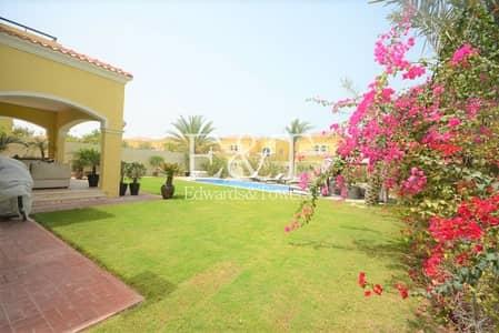 فیلا 4 غرف نوم للايجار في جميرا بارك، دبي - Maintenance Contract |Immaculate Villa|Legacy| JP