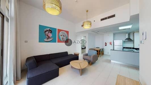 1 Bedroom Apartment for Rent in Al Furjan, Dubai - Fully Furnished | Modern Amenities | Best location