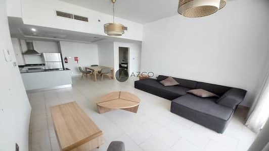 1 Bedroom Flat for Rent in Al Furjan, Dubai - Fully Furnished | Modern Amenities | Best location