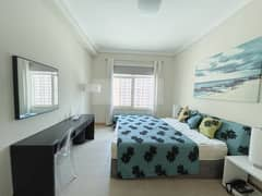 Fully Furnished | Full Sea View | High Floor