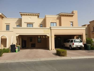 فیلا 3 غرف نوم للايجار في ريم، دبي - Type 2M 3 Br+Maid Single Row Near Pool and Park 